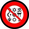 anti religionen 25 mm